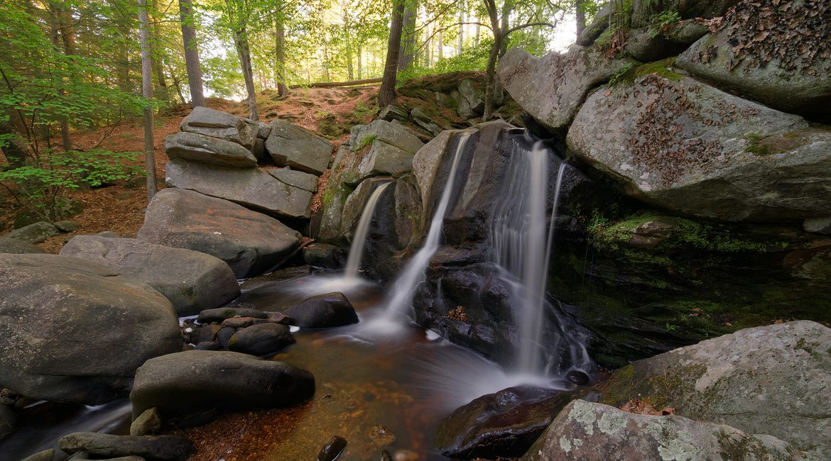 Trap Falls – West Townsend, Massachusetts